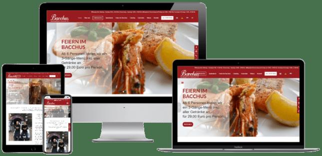 Restaurant Bacchus 1